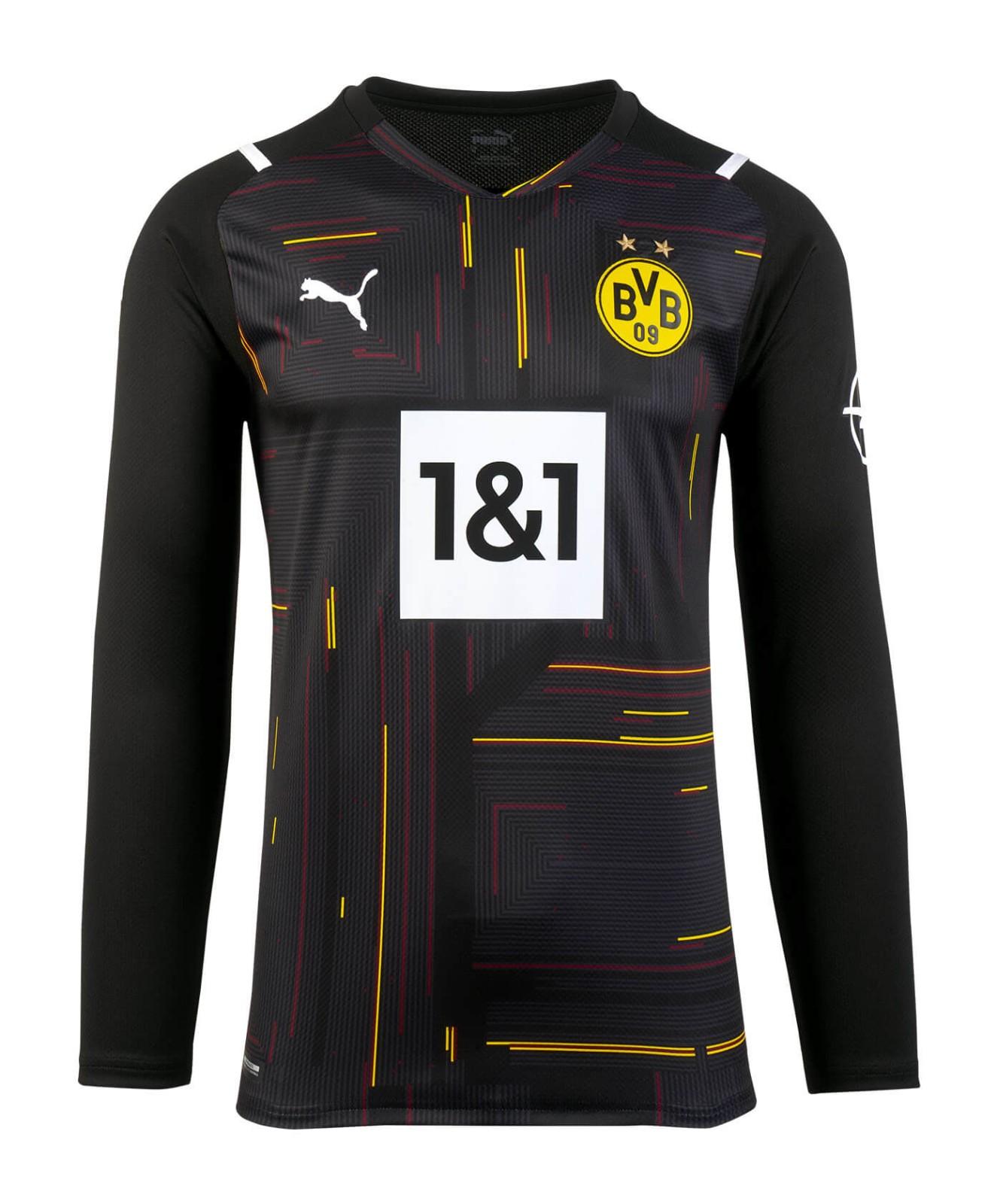 Borussia Dortmund 2021 22 Gk 2 Kit