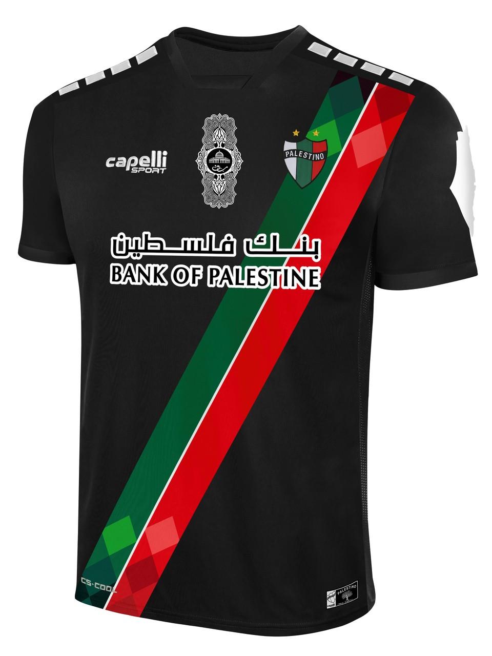 Club Deportivo Palestino 2021 Away Kit