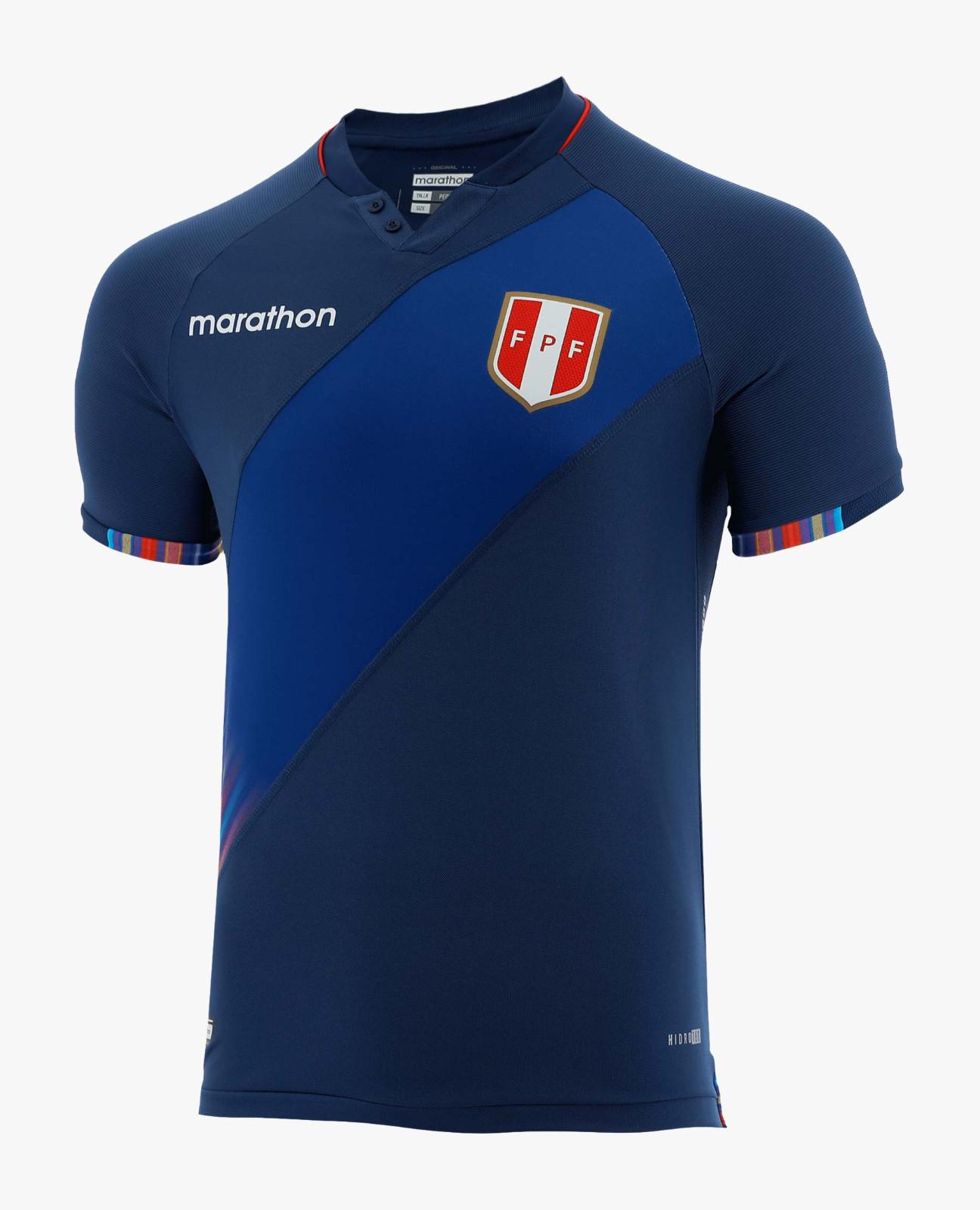 Peru 2021 Away Kit