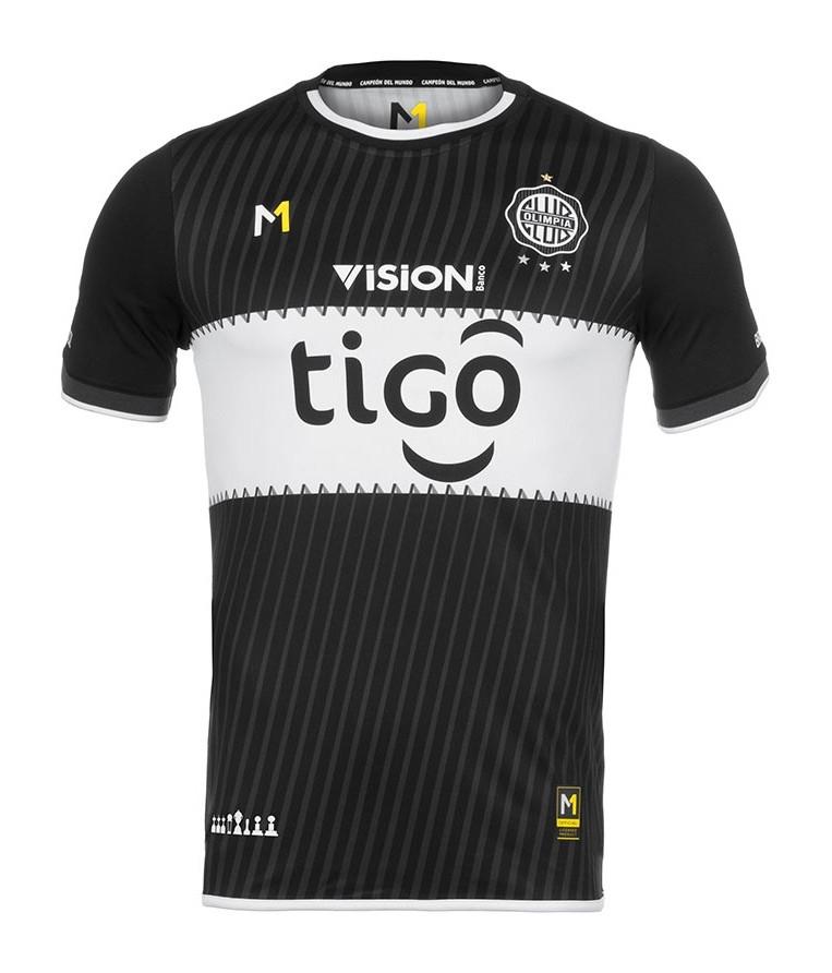Club Olimpia 2021 Away Kit