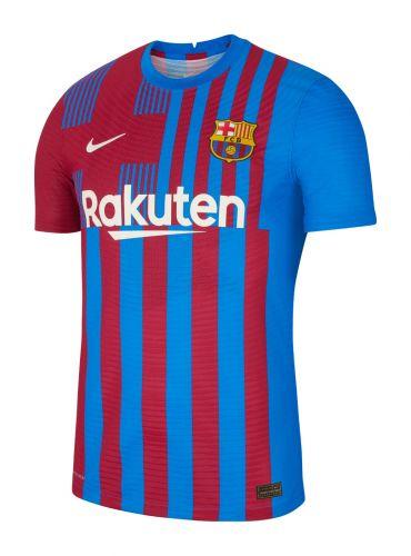 FC Barcelona 21-22 Home Kit Revealed - Footy Headlines