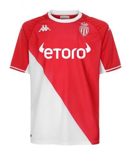 AS Monaco 21-22 Home & Away Kits Released - Footy Headlines