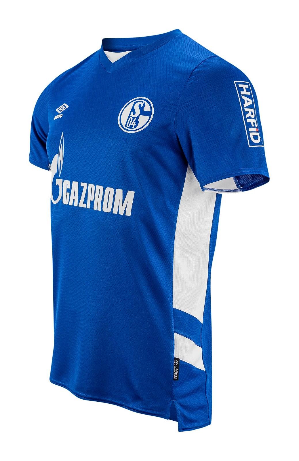 Prima Maglia Schalke 04 2021-22