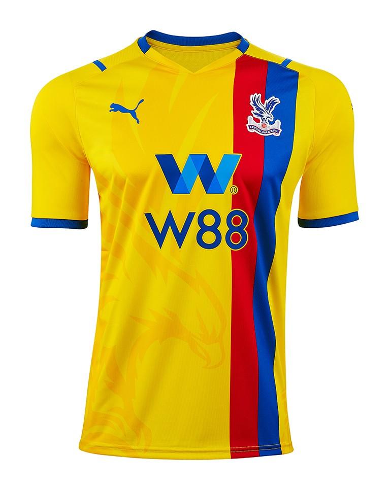 Crystal Palace 2021-22 Away Kit