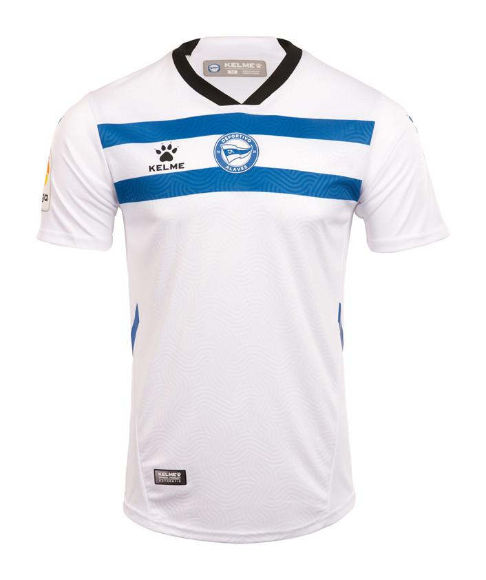 Deportivo Alavés 2021-22 Away Kit