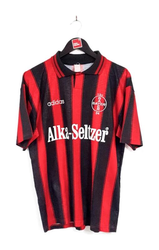 Prima Maglia Bayer 04 Leverkusen 1995-96