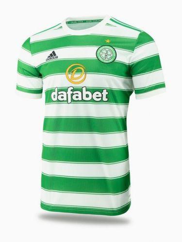 Celtic 21-22 Home Kit Released - Footy Headlines
