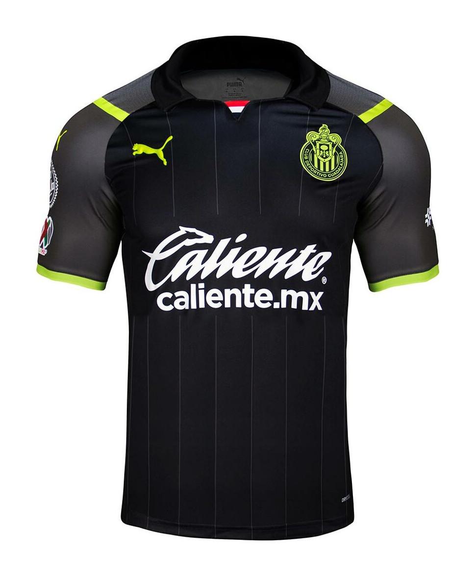 Chivas de Guadalajara 2021-22 Away Kit