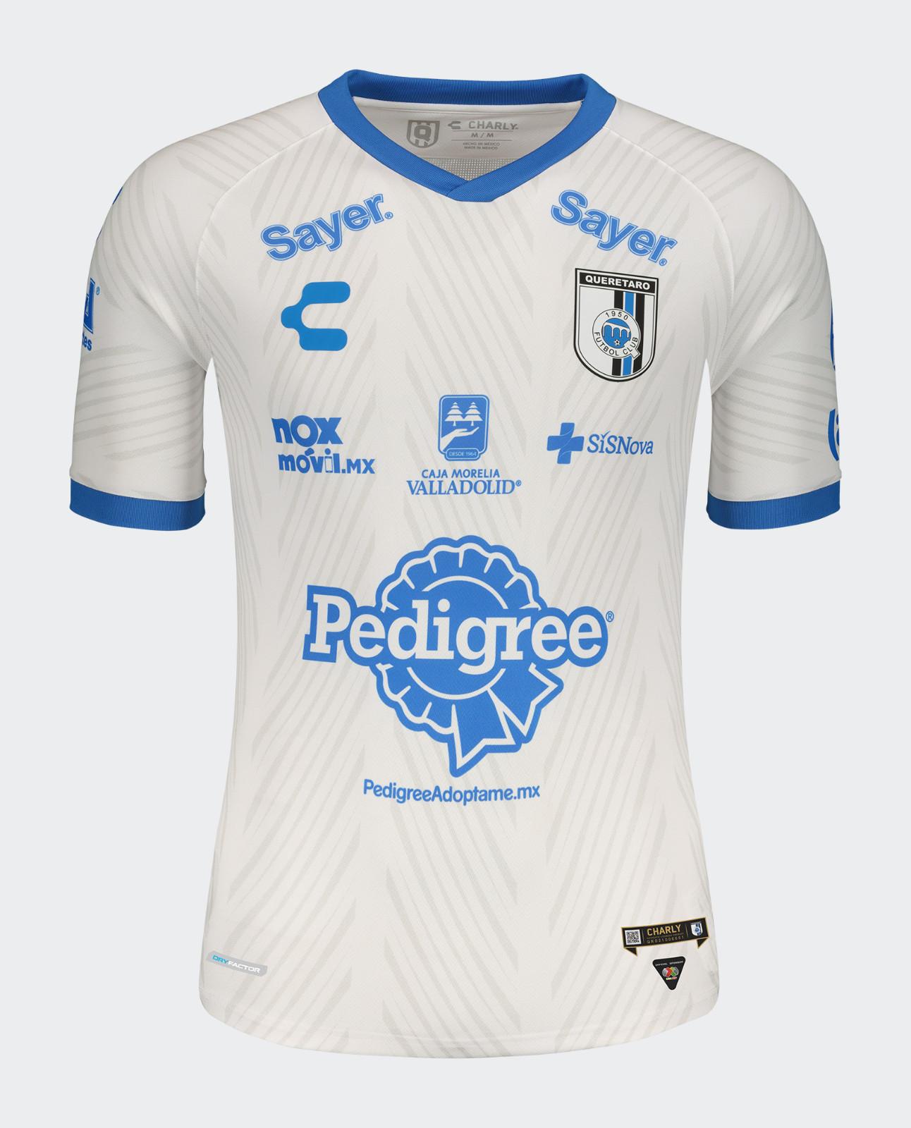 Querétaro 2021-22 Away Kit