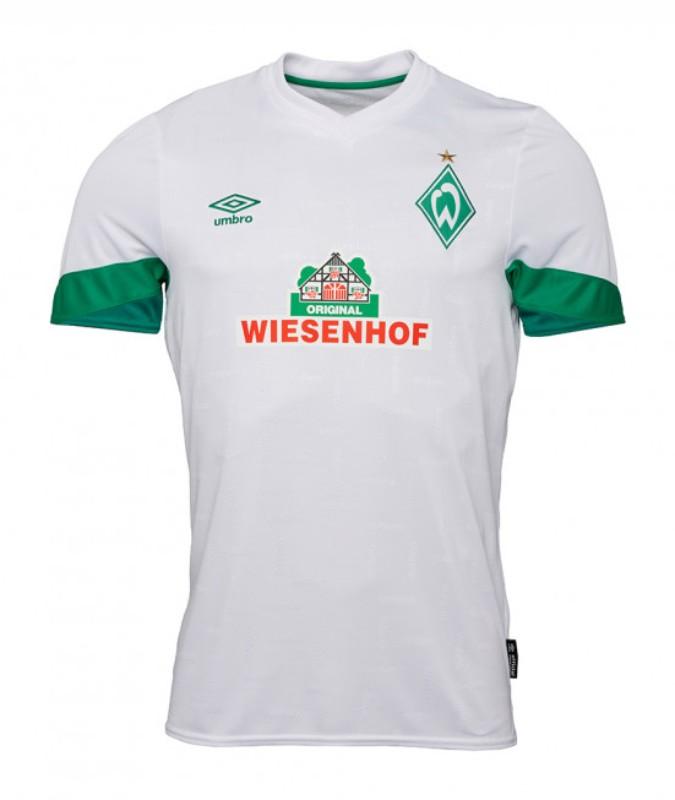 Werder Bremen 2021-22 Away Kit
