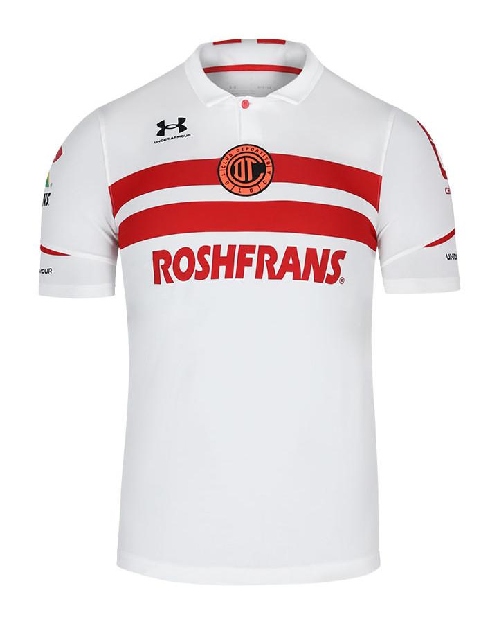 Deportivo Toluca 2021-22 Away Kit